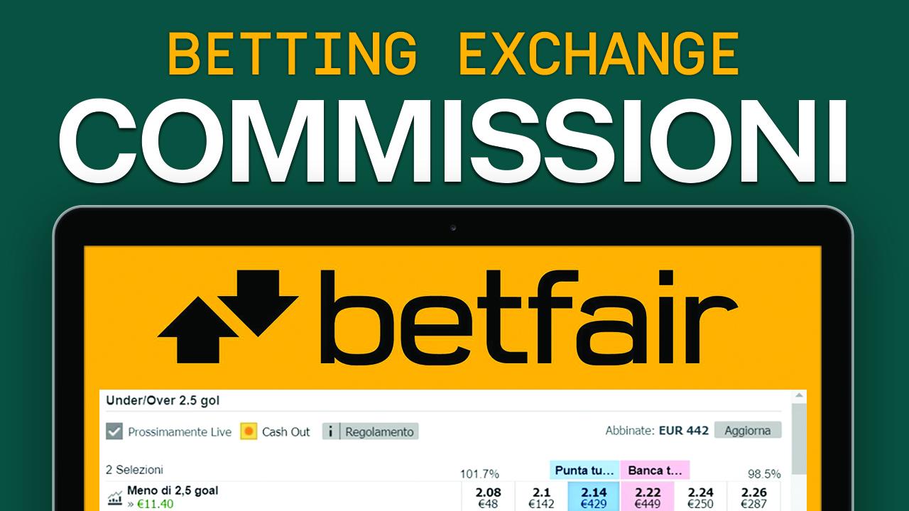 Cosa sono le commissioni – Corso di base di Betfair – Betting Exchange