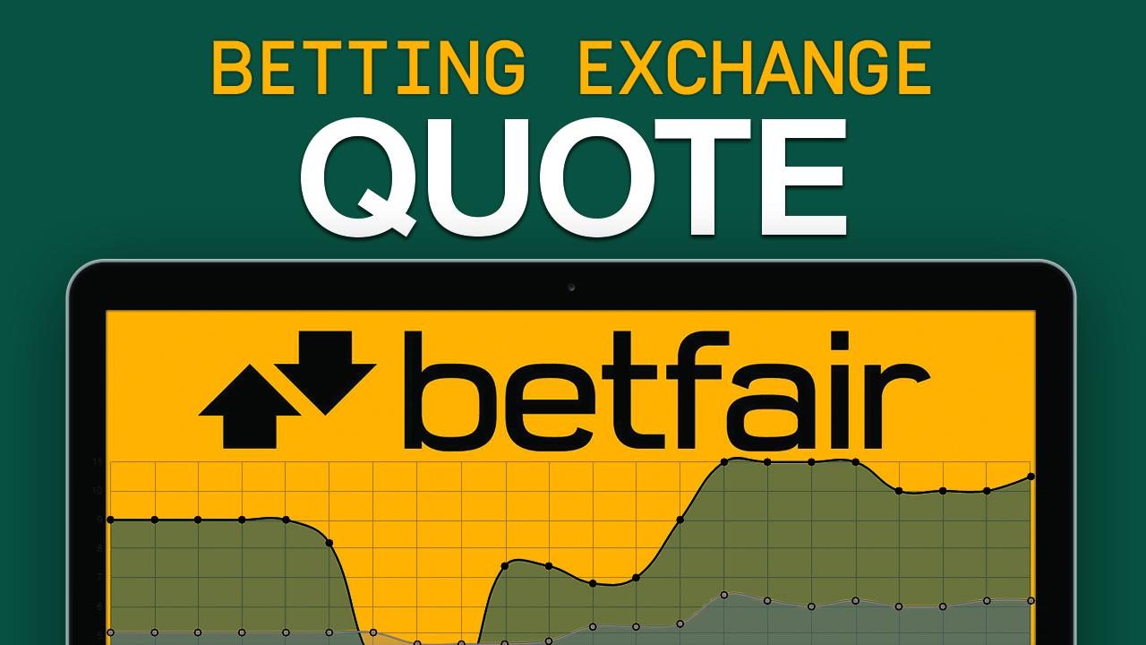 Cosa sono le quote – Corso di base di Betfair – Betting Exchange
