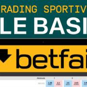 Le Basi del Trading sportivo – Corso di base di Betfair – Betting Exchange