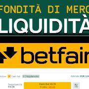 Liquidità e Profondità di Mercato – Corso di base di Betfair – Betting Exchange